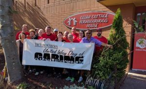 photo of Labour Day of Caring