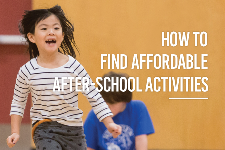 How to find affordable after-school activities