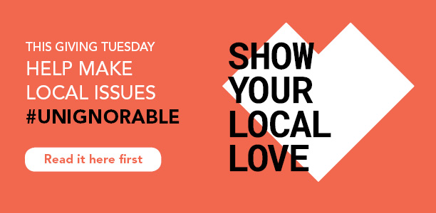 giving tuesday show your local love