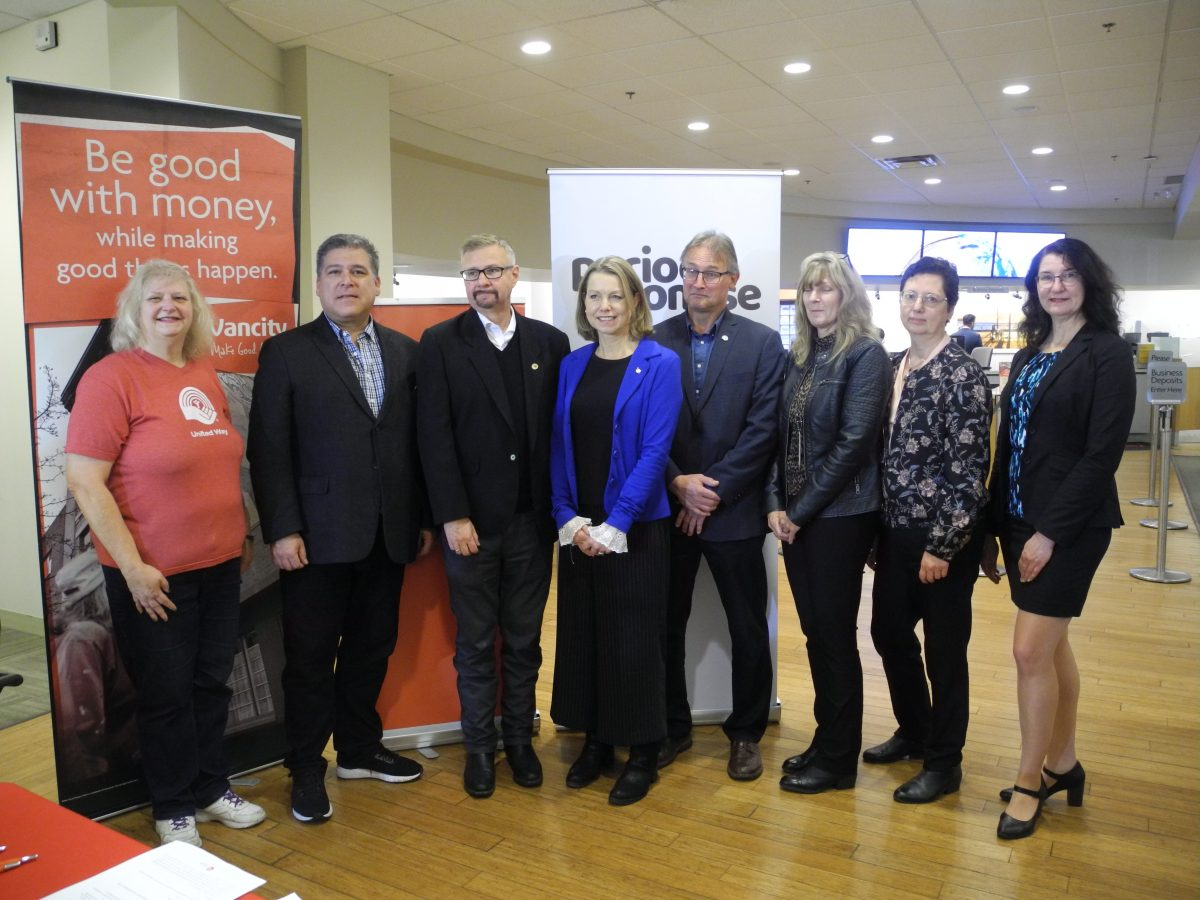 United Way Labour Cabinet